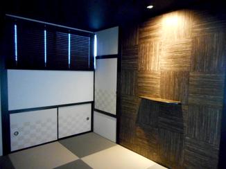 内装リフォーム 高級感溢れるこだわりの和室空間