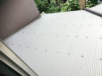 外壁・屋根リフォーム 雨の日も安心、心配していた雨漏りがなくなった屋根