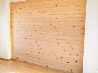 内装リフォーム 能登ヒバの香りでリラックスできるお部屋&トイレ